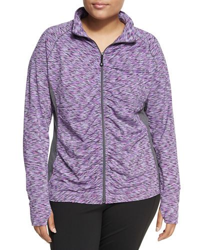 Jacinda Performance Jacket Plus Size