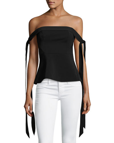 Another World Bodice Crop Top