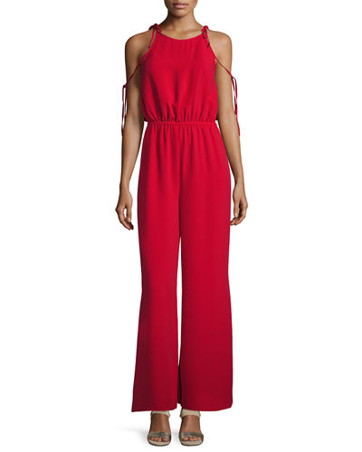 The Wanderer Crepe Jumpsuit