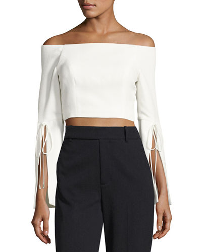 Have It All Off the Shoulder Top