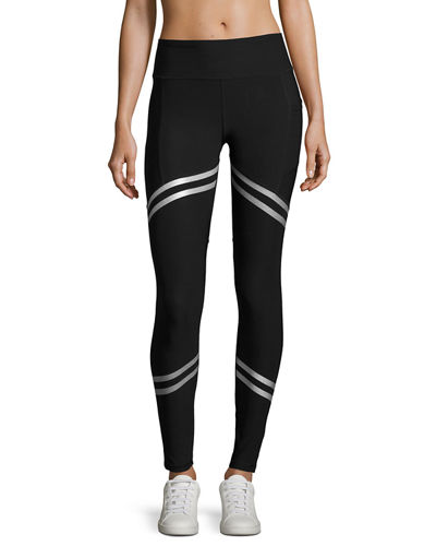 Full Length Reflective Leggings