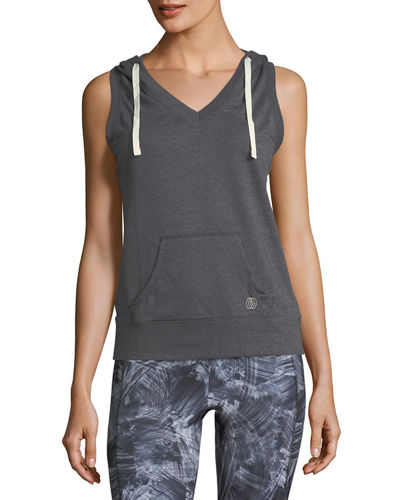 Napa Hooded Tank Top