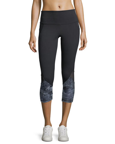 Genesis Shape Enhancing Crop Leggings