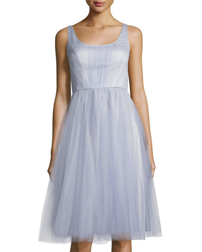 Ballerina Tulle A Line Dress