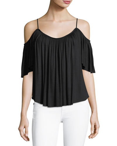 Fairy Cold Shoulder Top