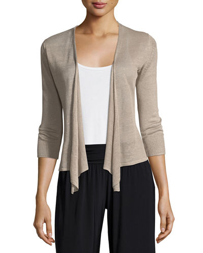 Four-Way Asymmetric Cardigan