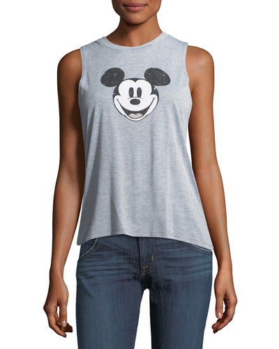 Mickey Mouse Muscle Tank