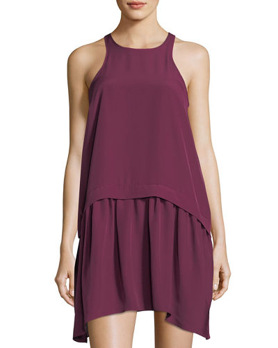 Pasadena Sleeveless Shift Dress