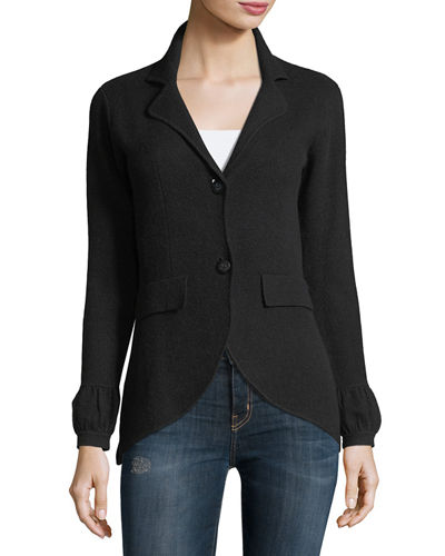 Cashmere Equestrian Jacket