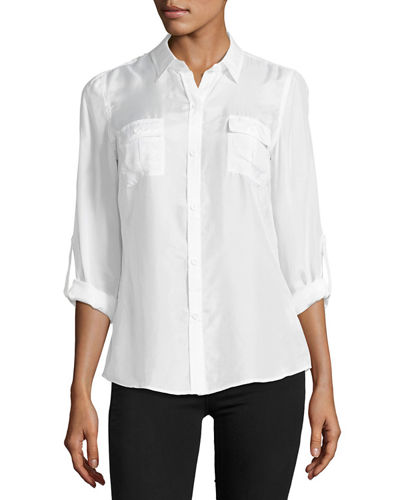 Go Safari Silk Shirt