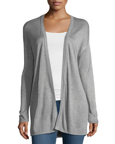 LSLV OPEN FRONT CARDIGAN