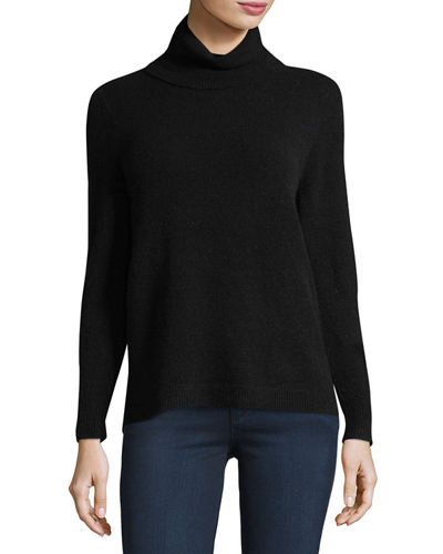 Lizetta Soft Turtleneck Sweater
