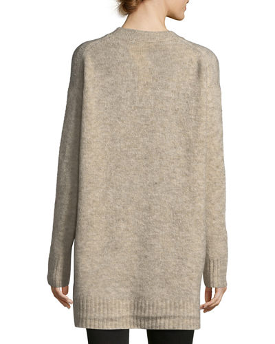 Philosophy Oversized High-Low Sweater