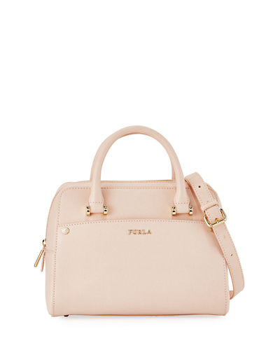 Margot Small Leather Satchel Bag