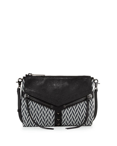 Trigger Leather Crossbody Bag