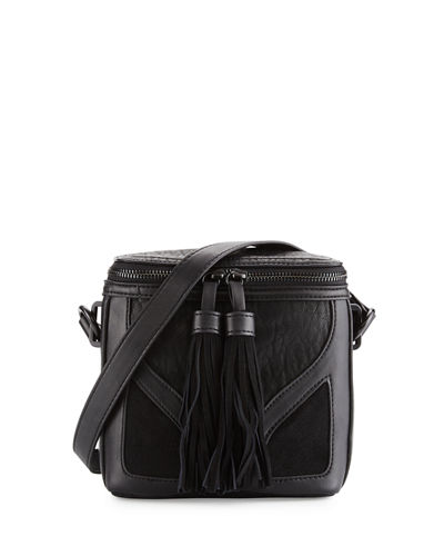 Heidi Faux-Leather Crossbody Bag