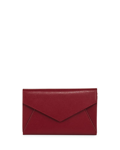 Leather Envelope Wallet & Card Case