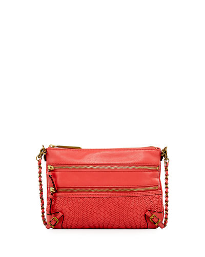 Bali 89 Leather Clutch Bag