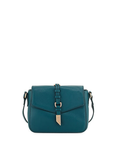 Joni Leather Crossbody Bag