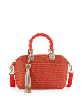 Women's Satchel Bags : Leather Satchels at Neiman Marcus Last Call