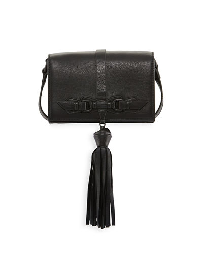 Bo Leather Crossbody Bag