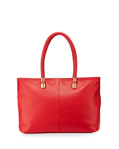 Benson Large Leather Tote
