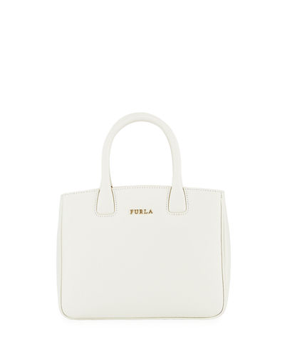 Camilla Small Leather Tote Bag