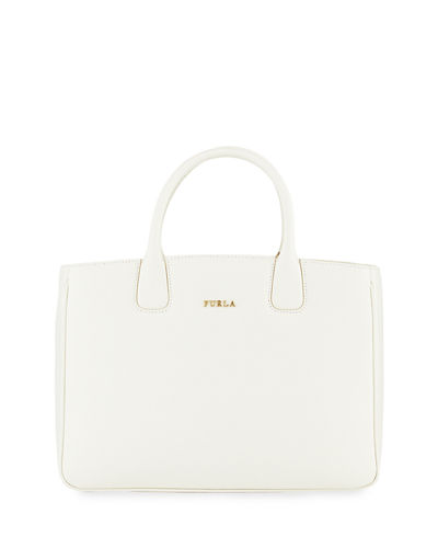 Camilla Saffiano Medium Tote Bag