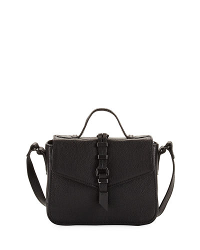 Juli Leather Crossbody Bag