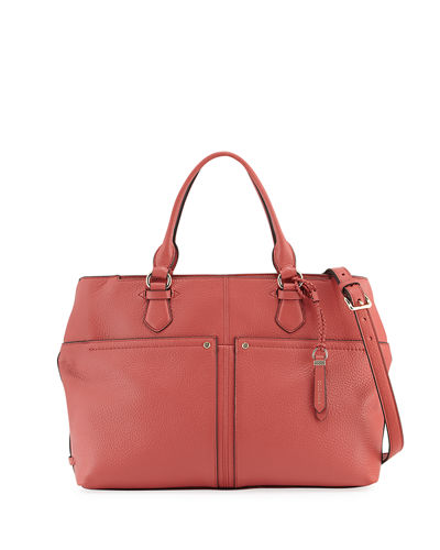 Ilianna Medium Satchel Bag