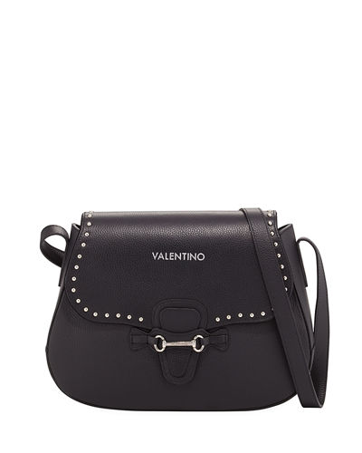 Lucy Leather Crossbody Bag