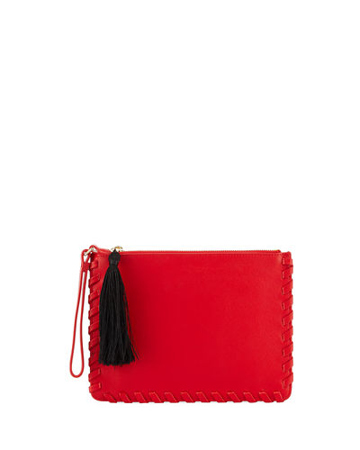 Madison Wristlet Clutch Bag