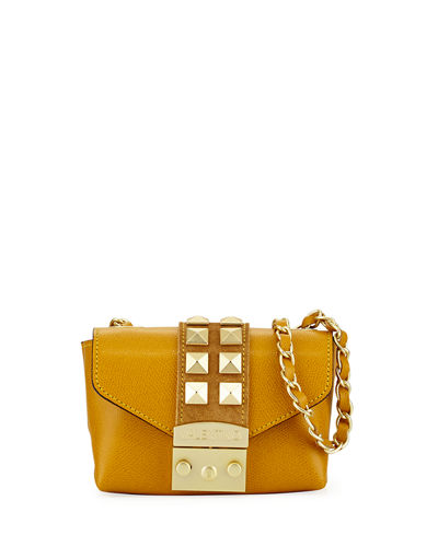Paulette Rockstud Mini Shoulder Bag