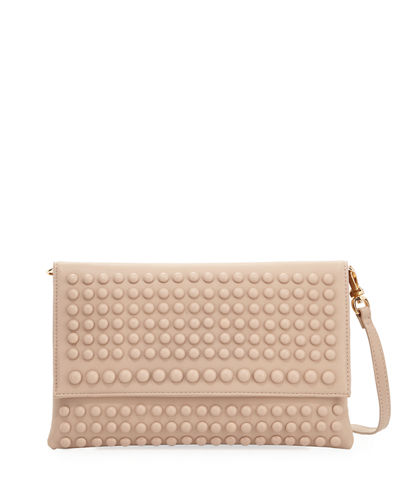 Covered Nail Fold-Over Clutch