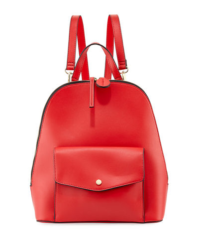 Lexie Snap-Pocket Backpack