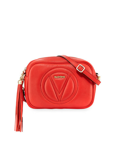 Mia Sauvage Tassel Crossbody Bag