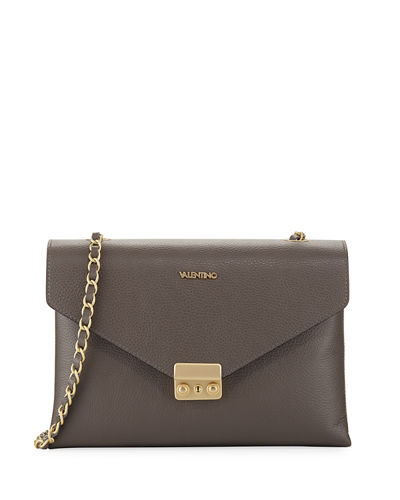 Vicky Dollaro Leather Shoulder Bag