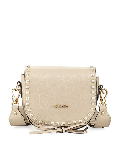 Thea Dollar Studded Crossbody Bag