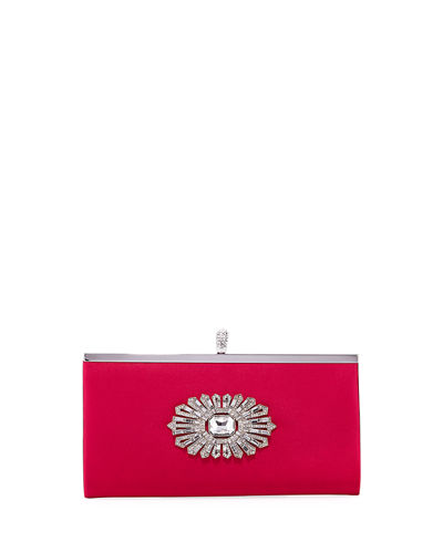 Carry Embellished Clutch Bag
