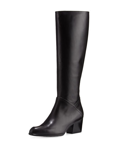 Standard Leather Riding Boot