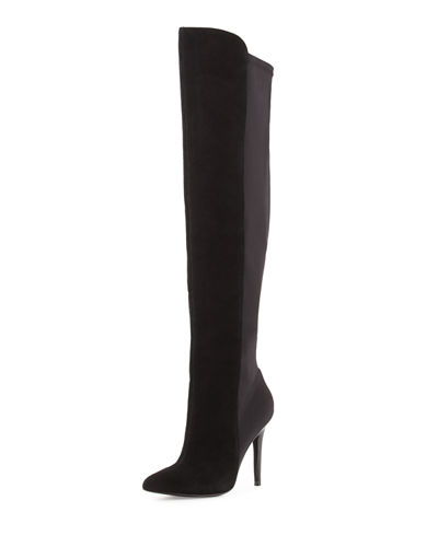 Power Suede Stretch Boot