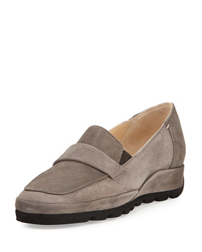 Euforia Casual Suede Loafer