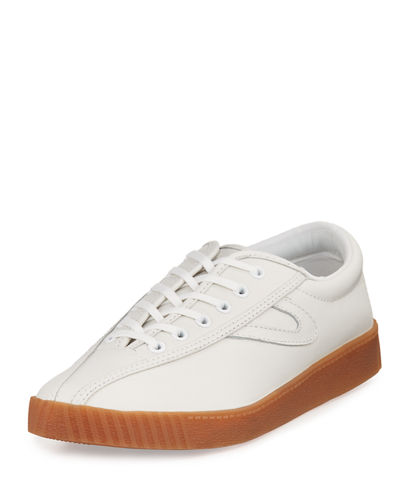 NY Lite 2 Plus Leather Sneakers