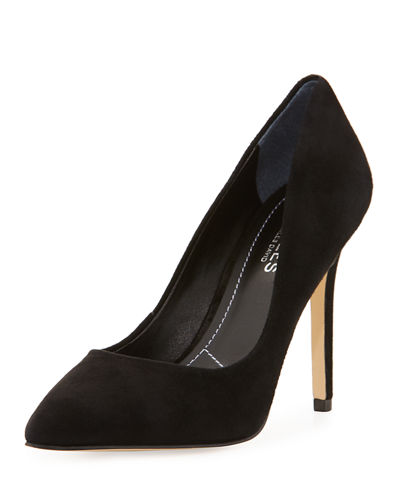Pact Pointed-Toe 100mm Pump