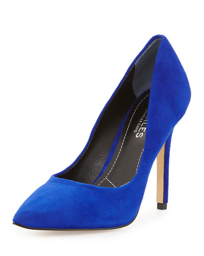 Pact Pointed Toe 100mm Pump