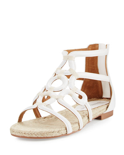 Picabo Leather Gladiator Sandal