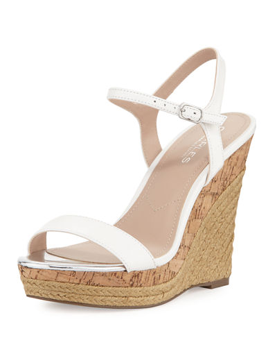 Arizona Leather Wedge Sandal