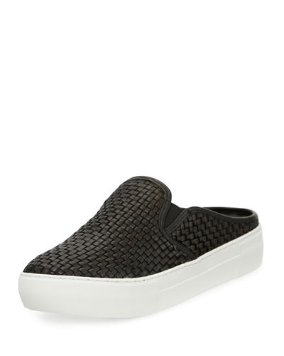 Aubrey Open-Back Slide Sneaker