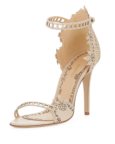 Margaret Etched Dress Sandal