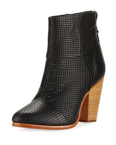 Newbury Classic Perforated Boot